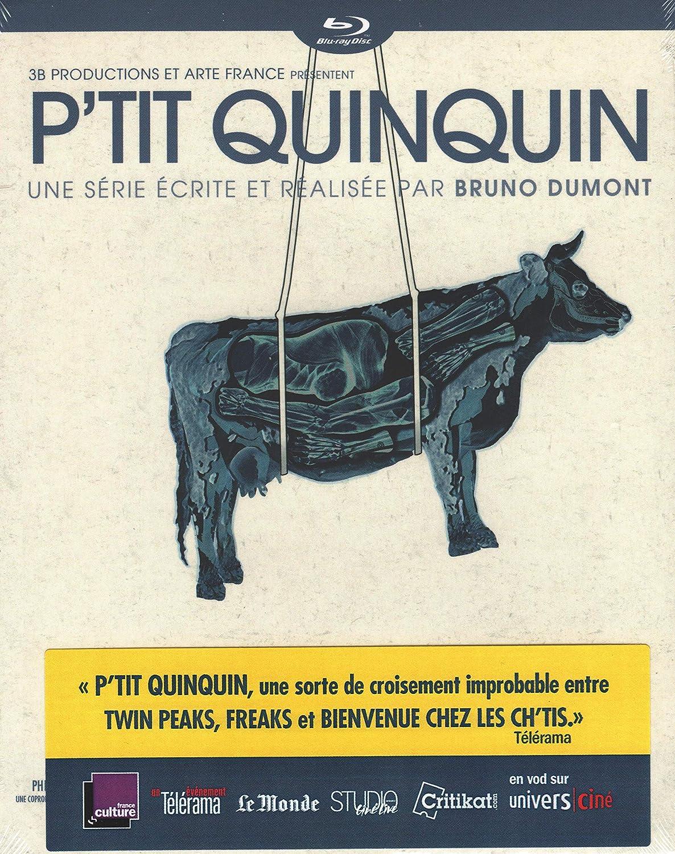 P'tit Quinquin [Blu-Ray]: DVD & Blu-ray : Amazon.fr