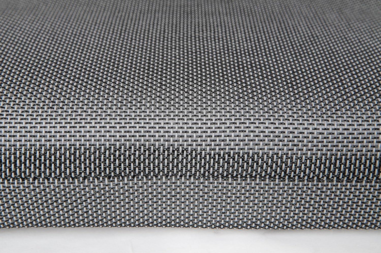 Anjosa 73-CE Cojín Tumbona, Gris y Negro, 190x60x6 cm ...
