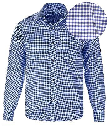 Oktoberfest-Kleidung Hombre de traje regional Camisa Cuadros ...