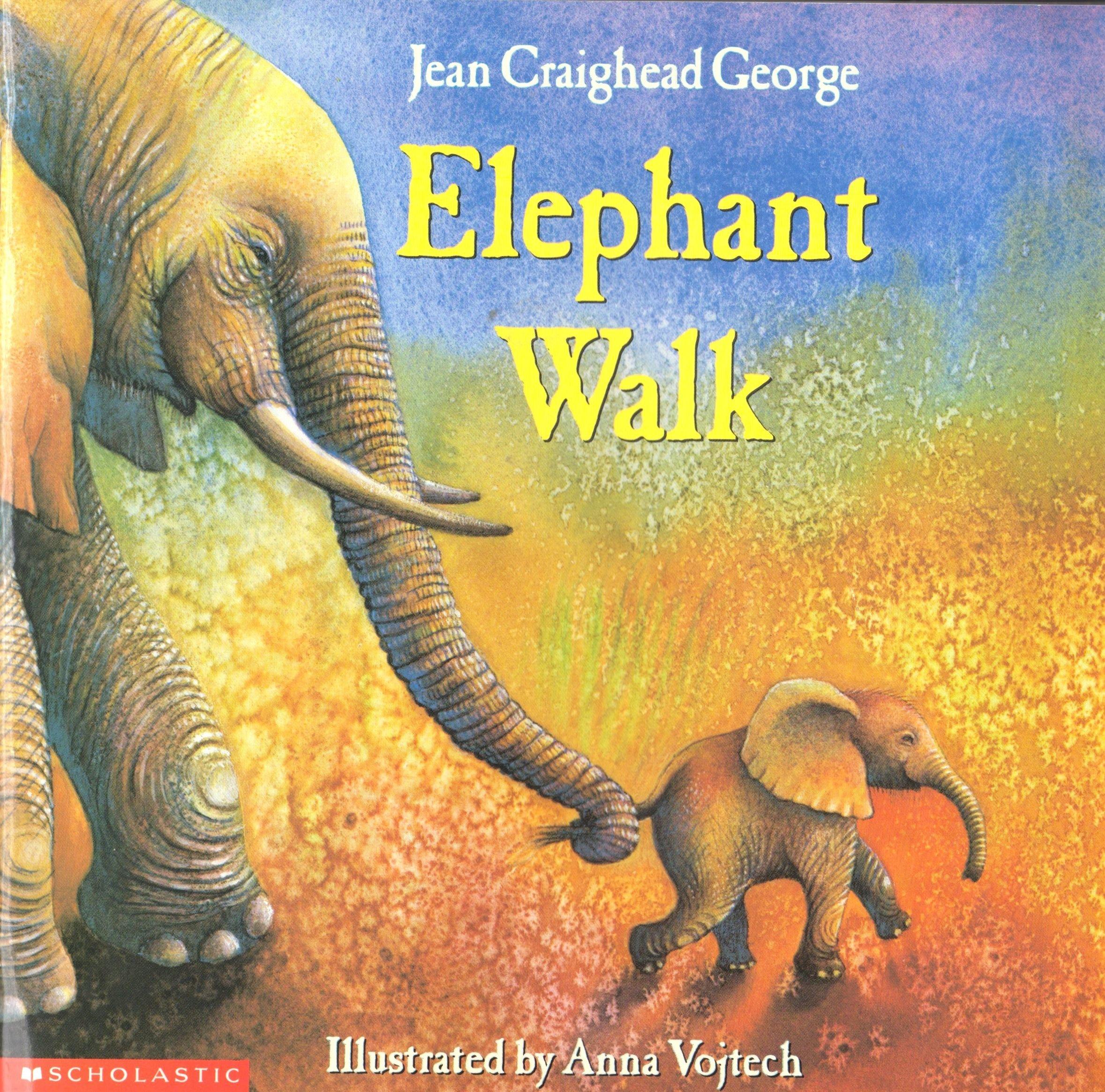 Read Online Elephant walk (Read aloud programme) pdf