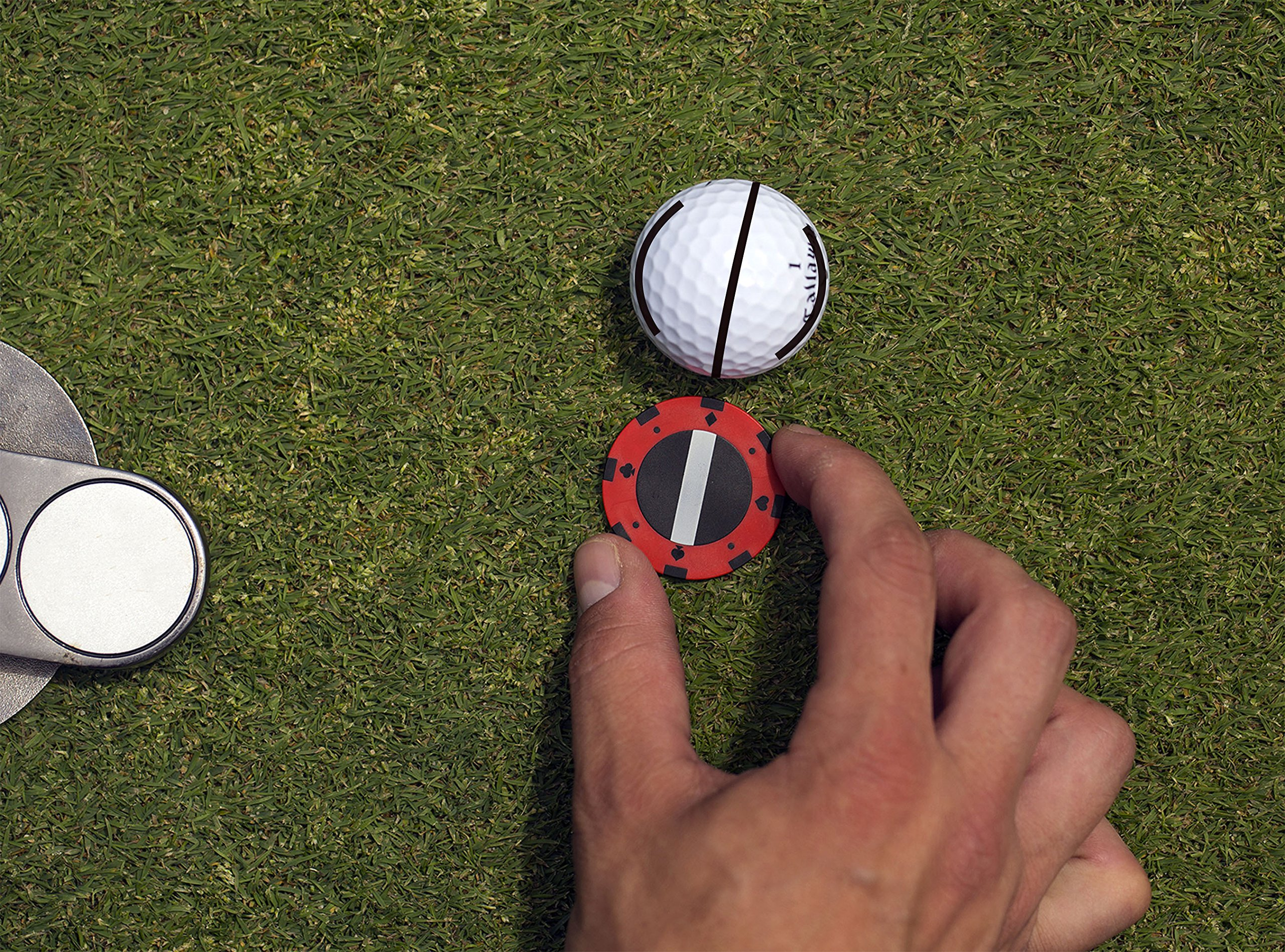 ODYSSEY Eye-It-Up Putt Alignment Tool by ODYSSEY (Image #2)