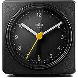 Braun Men's Square Alarm Clock