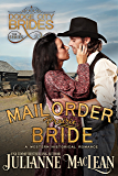 Mail Order Prairie Bride: (A Western Historical Romance) (Dodge City Brides Book 1)