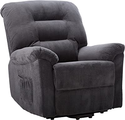 CHF Recliner Charcoal