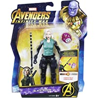 Marvel Avengers Infinity War Black Widow with Infinity Stone (Multi Color)