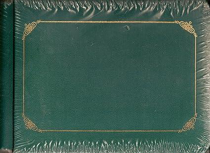 Amazoncom Creative Memories 5x7 Photo Album Green