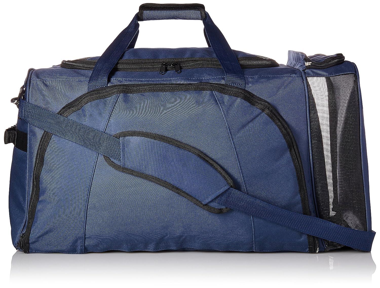 2b5accfbdd7a Amazon.com   Champion Sports Football Equipment Bag (Navy)   Football Gear  Bag   Sports   Outdoors