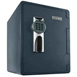 First Alert 2092DF Waterproof 1-Hour Fire Safe Review