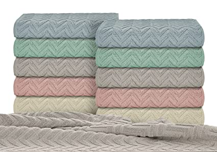 Set di asciugamani da bagno asciugamano 60x100cm e ospite 40x60cm