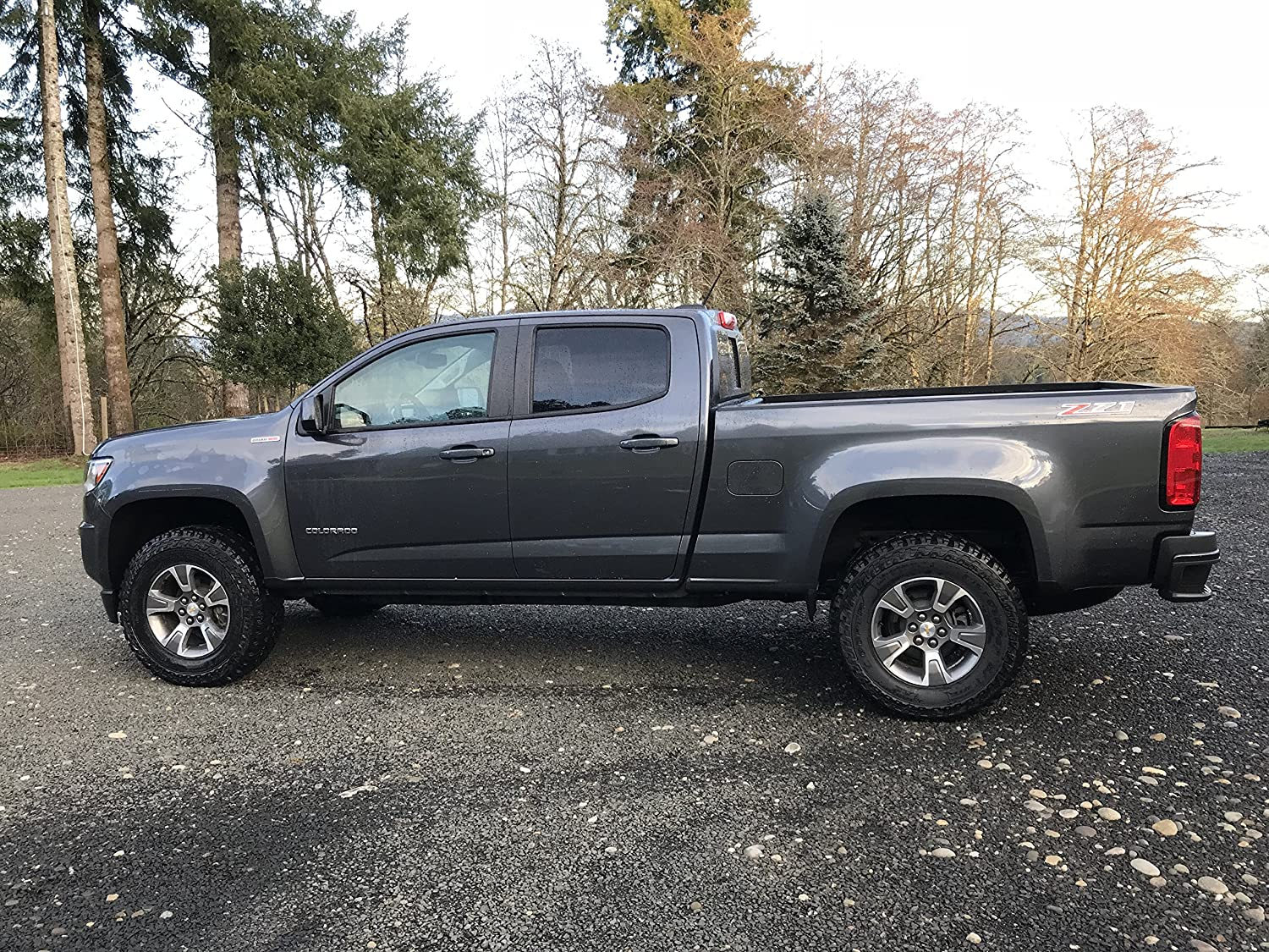 Lifted Chevy Colorado >> Truxxx 403035 3 Lift Kit Compatible With 2015 2019 Chevy Colorado Gmc Canyon 2wd 4x4 4wd Including Diesel