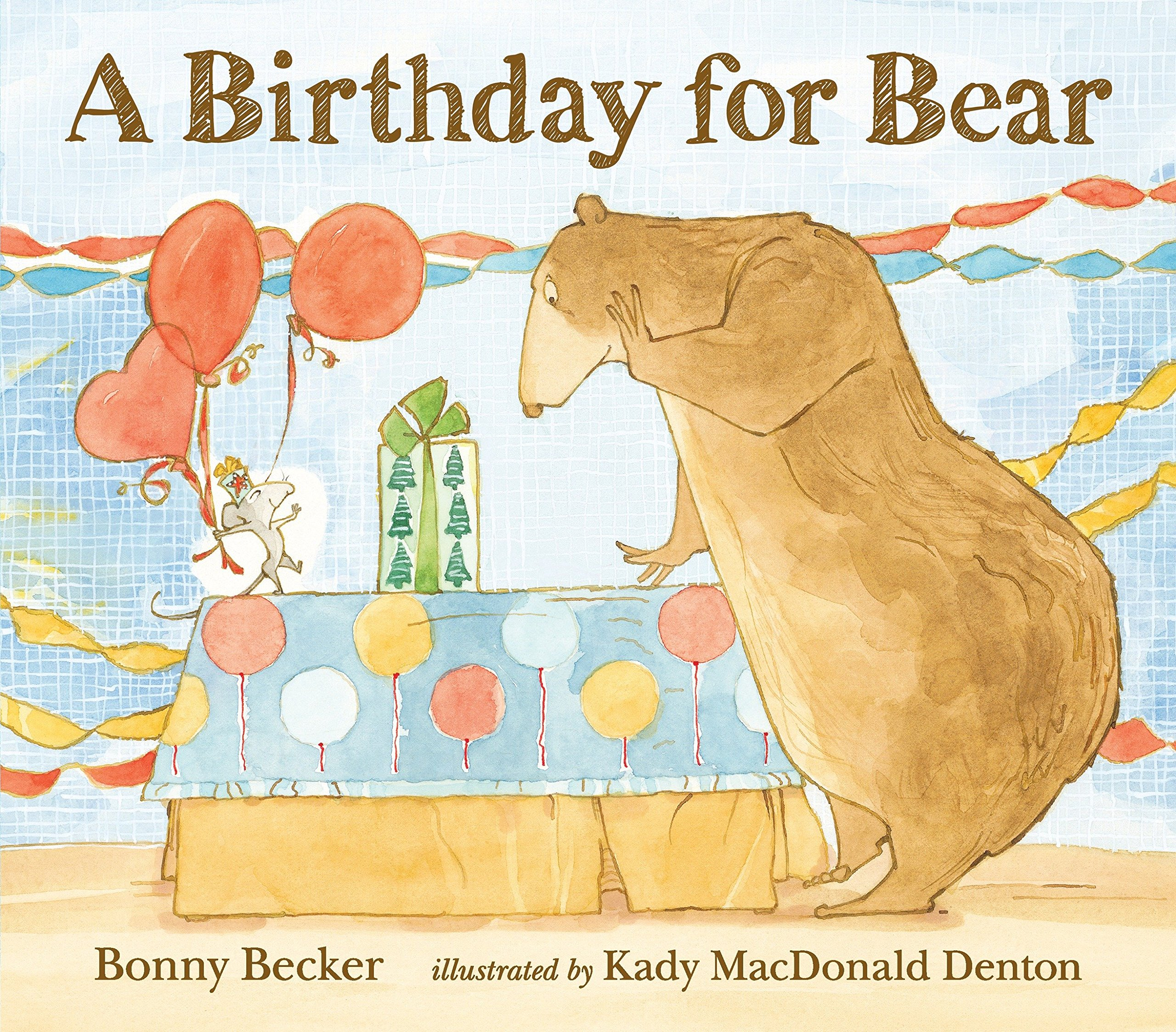 Download A Birthday for Bear (Bear and Mouse) PDF
