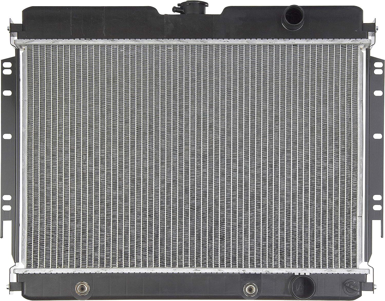 Spectra Premium CU281 Complete Radiator for Chevrolet Caprice//Impala