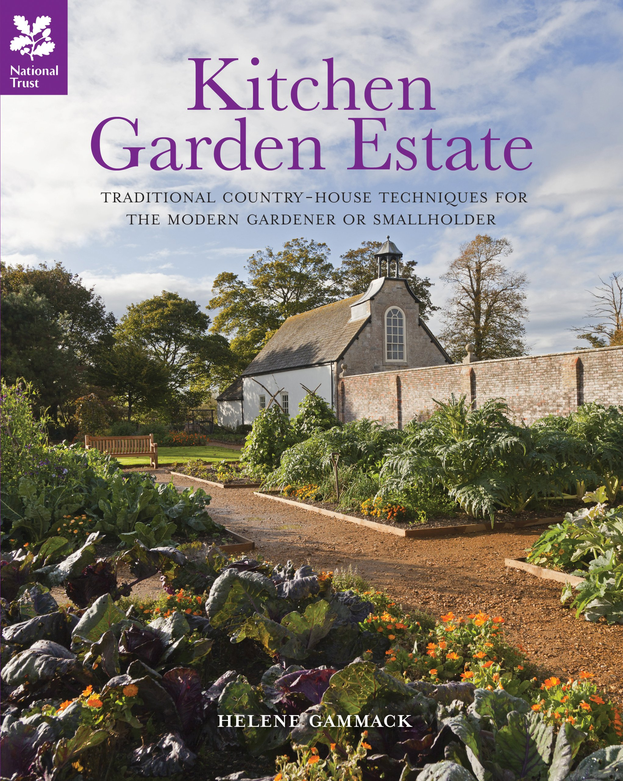 Kitchen Garden Estate Traditional Country House Techniques For