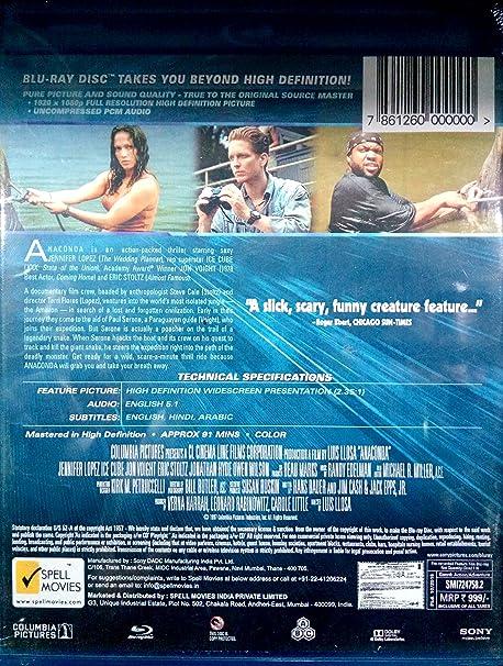 anaconda film hindi