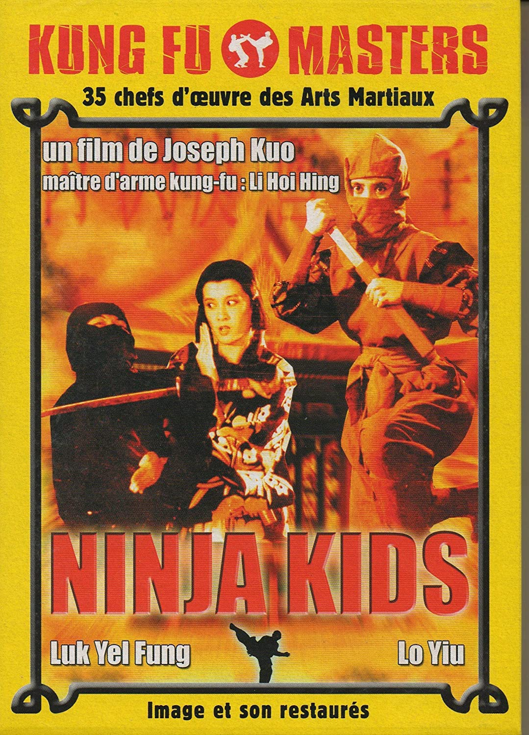 Amazon.com: Ninja Kids: Movies & TV