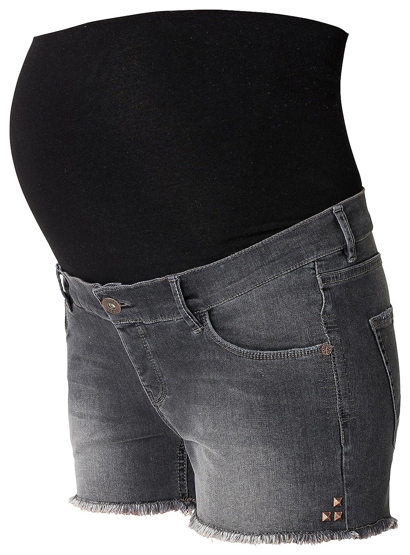 Noppies Umstandsmode Damen Umstandsshorts Jeans Macy