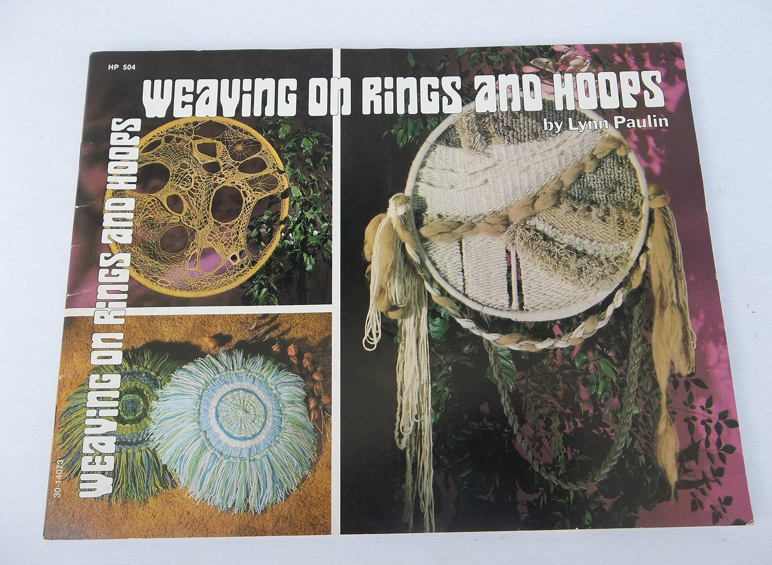 Weaving on rings and hoops