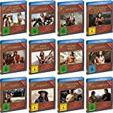 GOJKO MITIC komplette Western & Indianerfilme DEFA COLLECTION 12 Blu-Ray remastered Edition