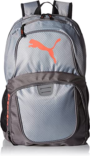 PUMA Men s Evercat Contender 3.0 Backpack, gray coral, One Size