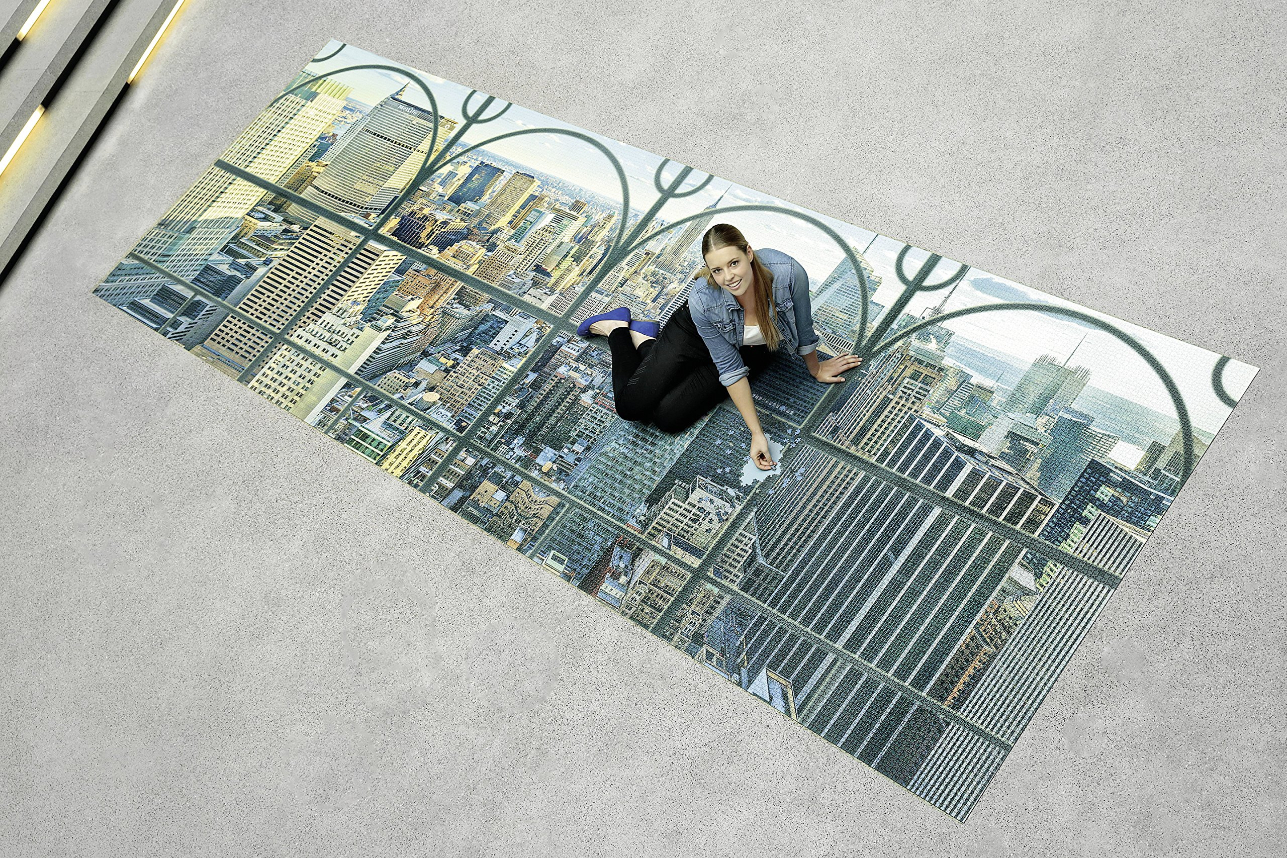 Ravensburger New York City Jigsaw Puzzle (32000-Piece) by Ravensburger (Image #3)