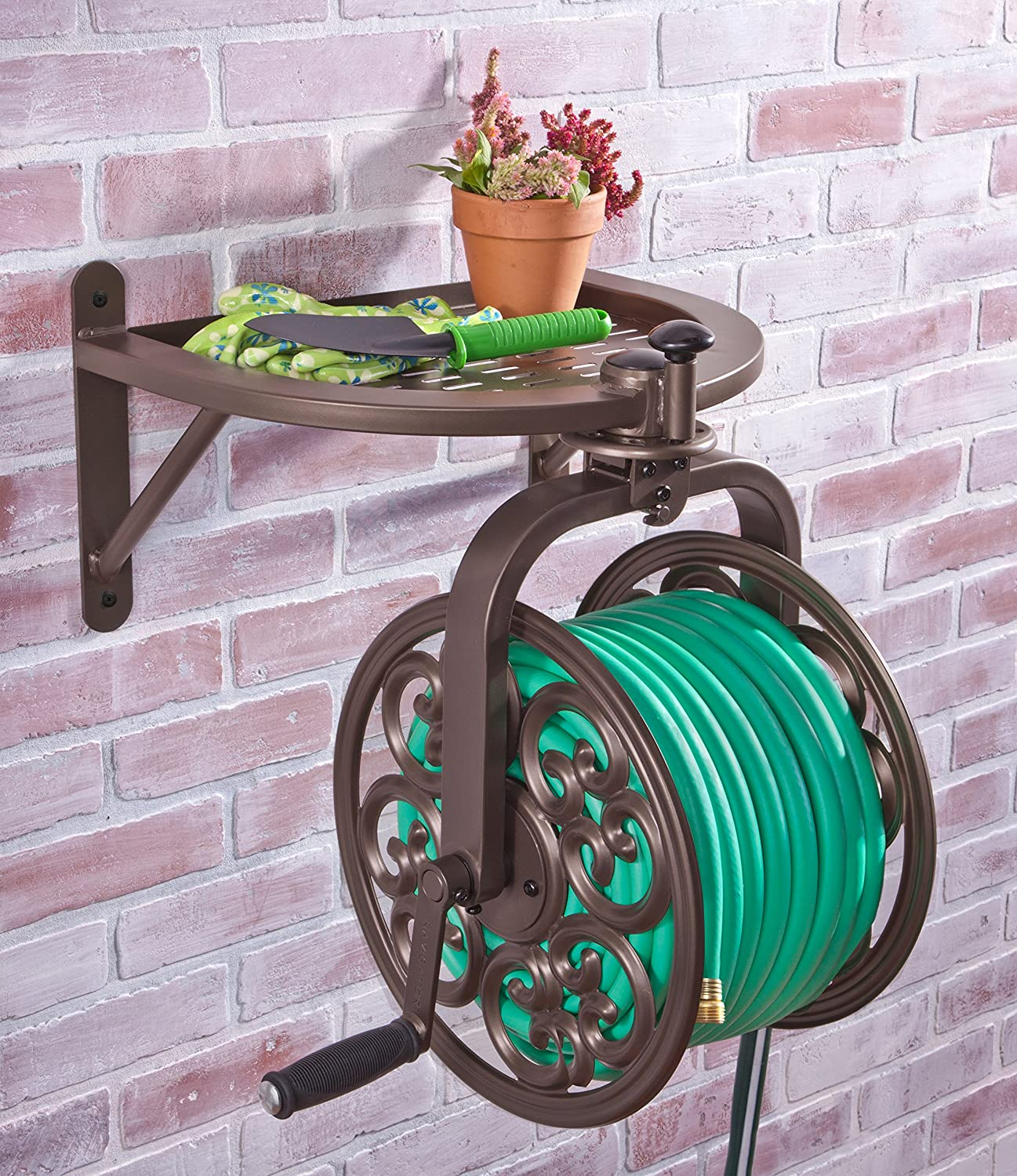 retractable hose home depot