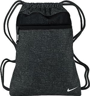 Amazon.com   Nike Alpha Adapt Gym Sack Cool gray black   Sports ... 60614eb74141e