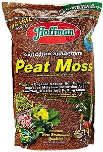 Hoffman 15503 Canadian Sphagnum Peat Moss