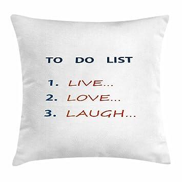 Amazon.com: Live Laugh Love, para el hogar o la oficina, en ...