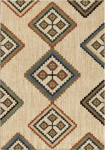 Orian Rugs Next Generation Carsitas Area Rug, 7 10 x 10 10 , Off-White