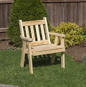 Pleasant Amazon Com Amish Heavy Duty 800 Lb Mission Pressure Machost Co Dining Chair Design Ideas Machostcouk
