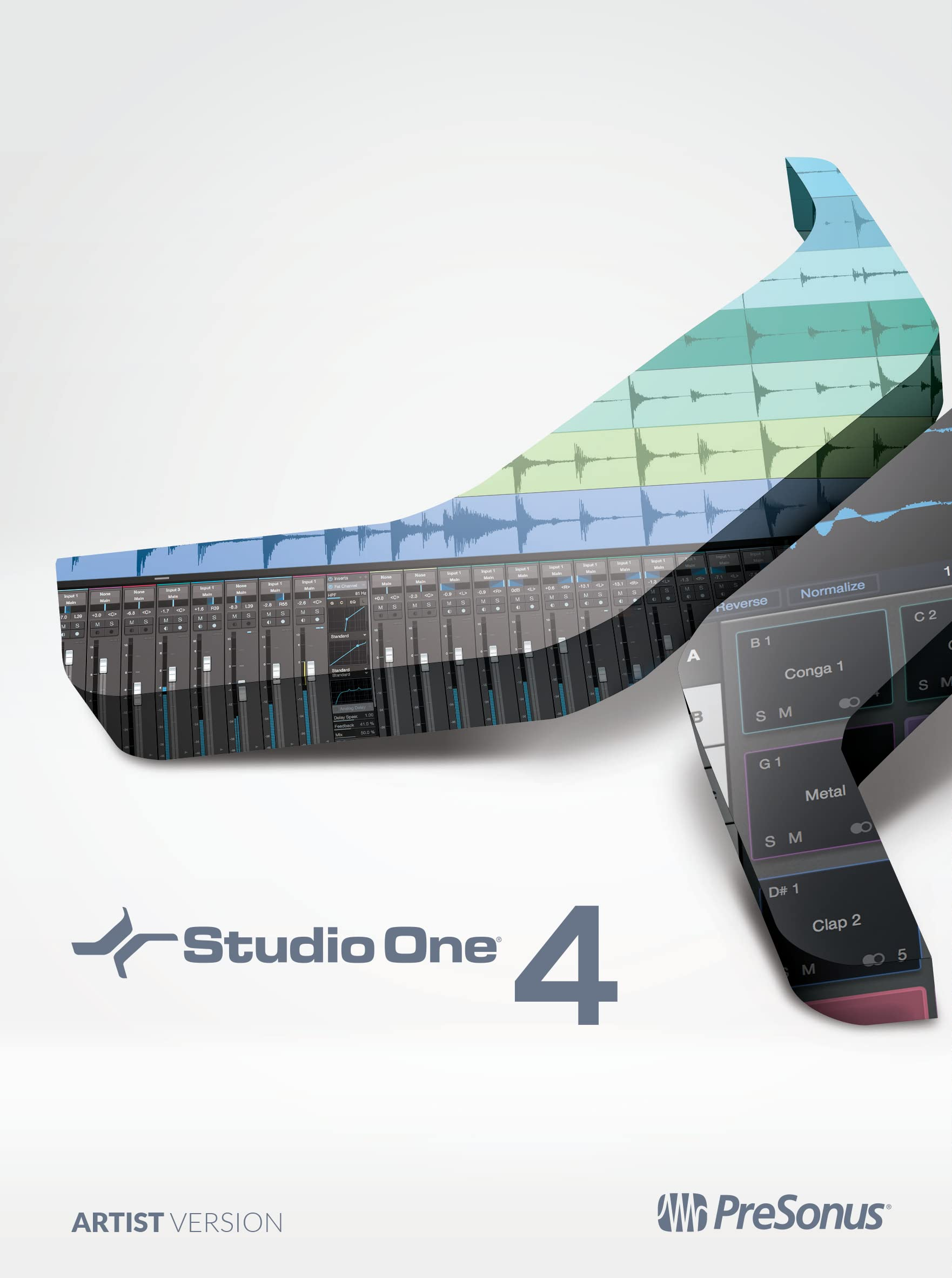 PreSonus Studio Artist Recording Software