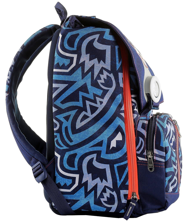 Erweiterbarer Schulrucksack Schulrucksack Schulrucksack Seven , Maori , Blau Lt , Grund- Und Mittelschule B07D3CSBNS | Viele Stile  aab5e6