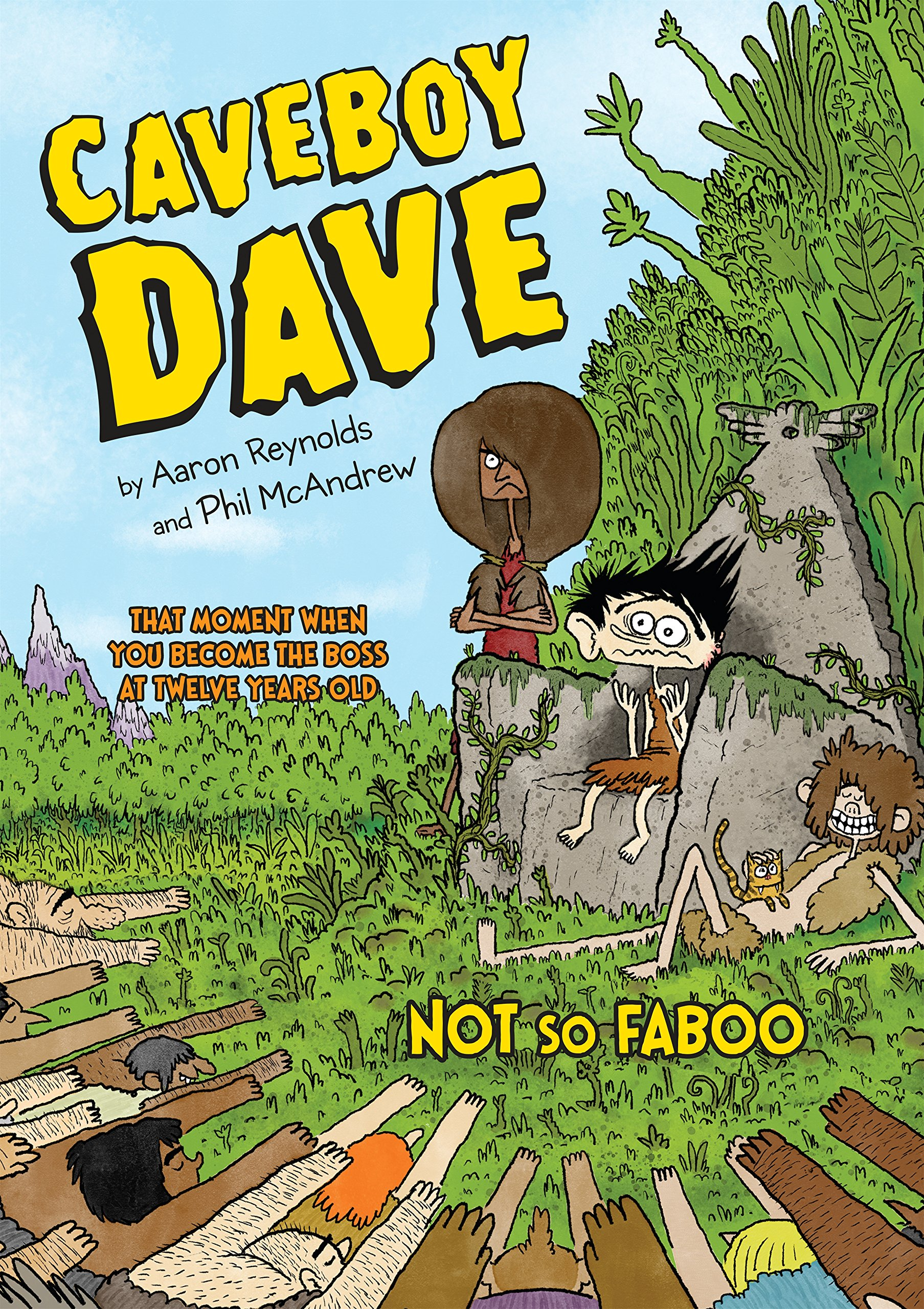 Caveboy Dave: Not So Faboo by Viking Books for Young Readers (Image #2)