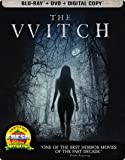 The Witch [Blu-ray + DVD + Digital HD] (Steelbook)