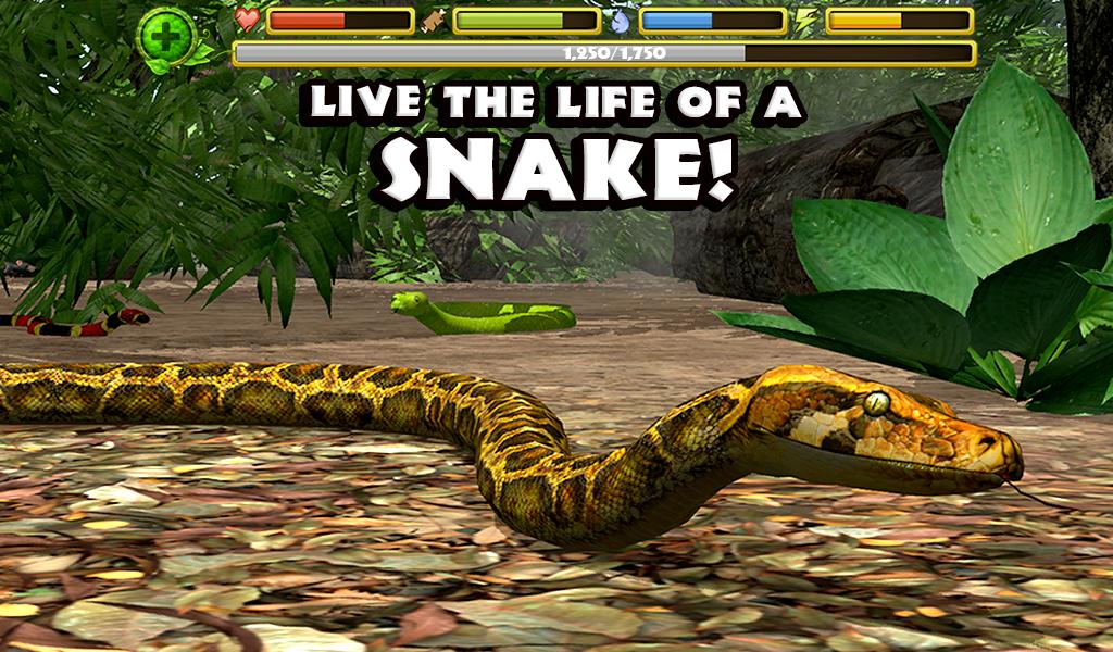 Review Snake Simulator