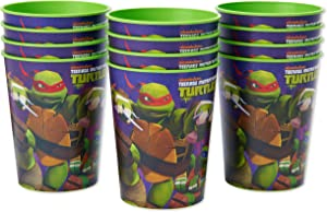 American Greetings Teenage Mutant Ninja Turtles (TMNT) Party Cups (12-Count)