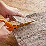 Mohawk Home Dual Surface Felt Non Slip Rug Pad, 2'1 x 7'10, 1/4 Inch Thick, Safe for All Floors