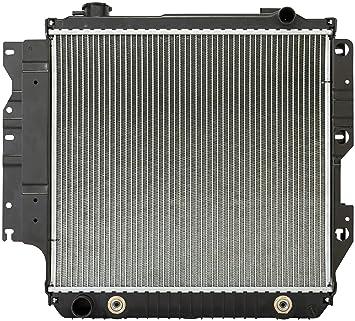 SPECTRA PREMIUM CU2101 RADIATOR