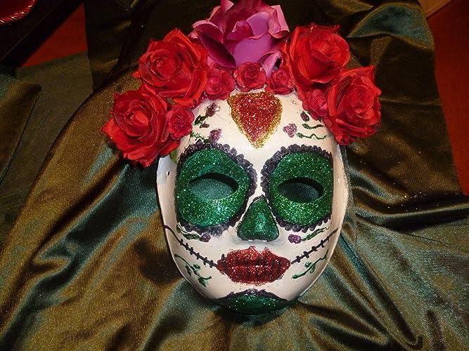 Mascara Catrina. Dia de los Muertos