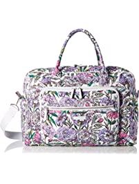 Vera Bradley Iconic Weekender Travel Bag, Signature Cotton