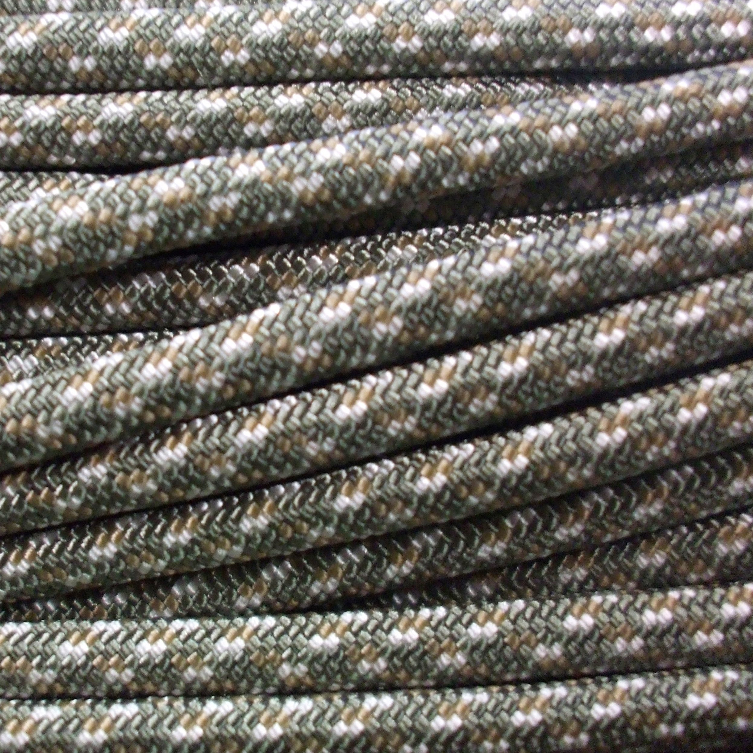 Army Universe ACU Camouflage 550LB Military Nylon Paracord Rope 100 Feet by Army Universe (Image #3)