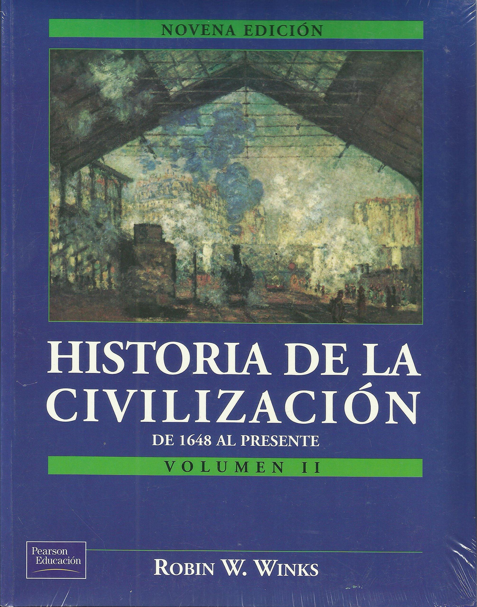 Pearson história