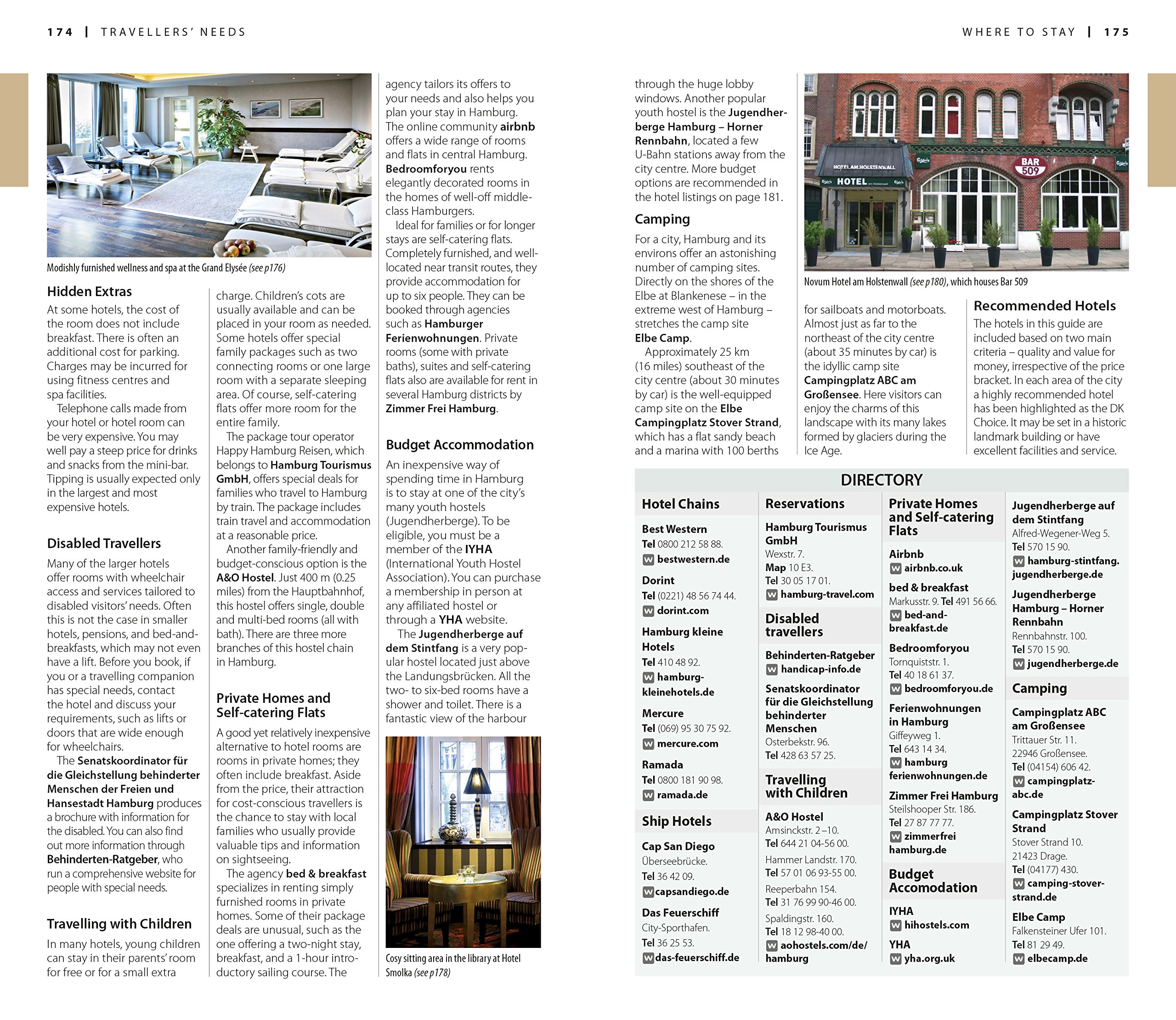 DK Eyewitness Hamburg (Travel Guide): DK Eyewitness ... on