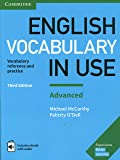 English Vocabulary in Use: Advanced Book with Answers and Enhanced eBook Third Edition