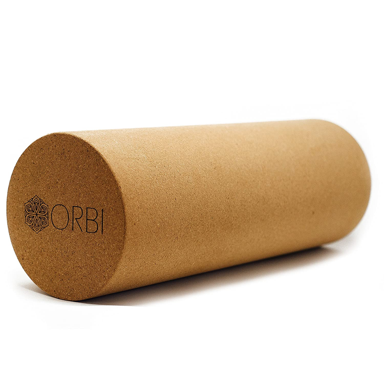 Eco-Friendly /& Non-Toxic Trigger Point Therapy Massage Roller Peace Essential 100/% NATURAL CORK Foam Roller for Physical Therapy /& Exercise Extra Firm and Holds Shape Better than Petroleum Based Foam Rollers