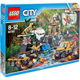 LEGO City In/Out 2017 - Jungla: Área de exploración (60161)