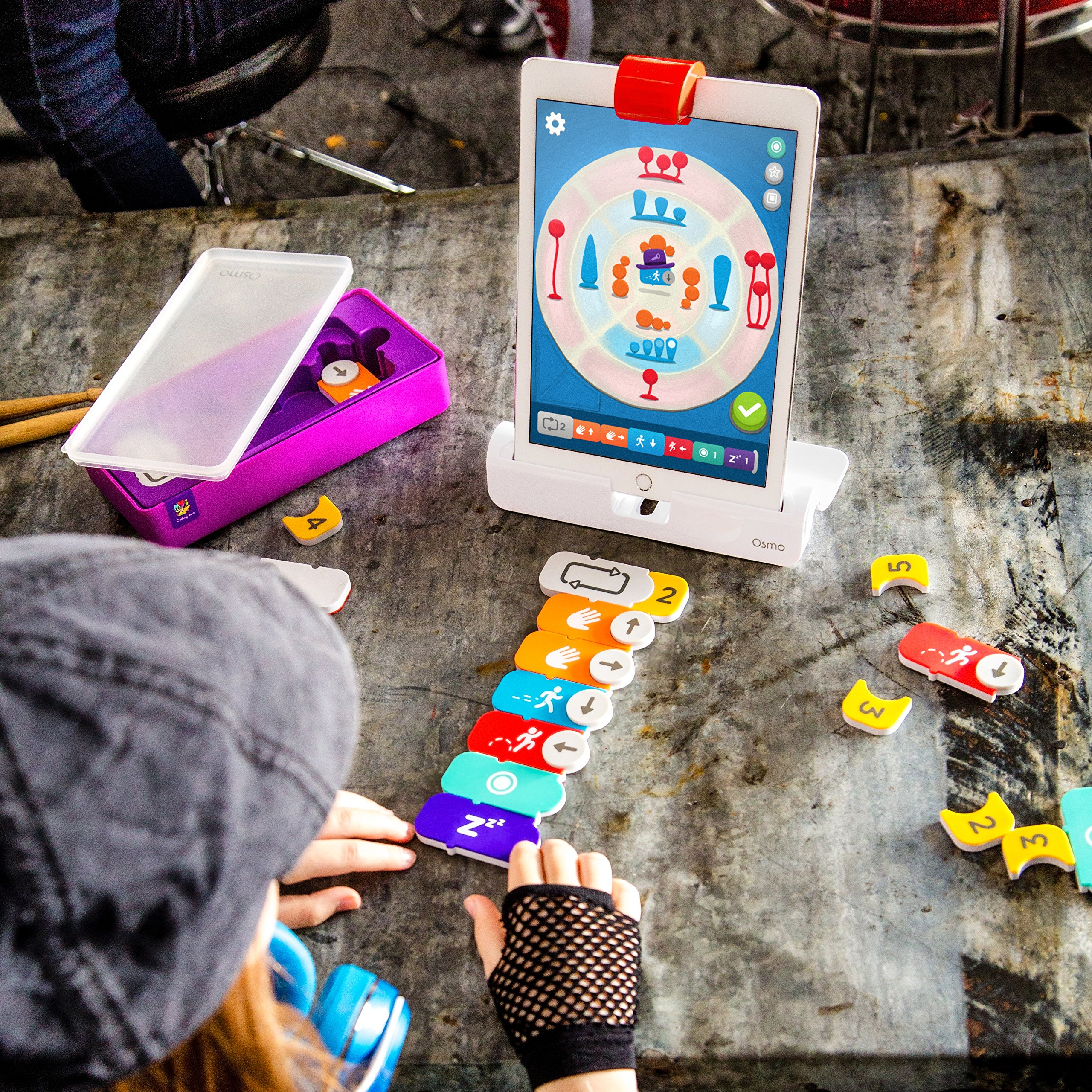Osmo - Coding Jam - Ages 6-12 - Music Creation, Coding & Problem Solving - For iPad and Fire Tablet (Osmo Base Required) by Osmo (Image #4)