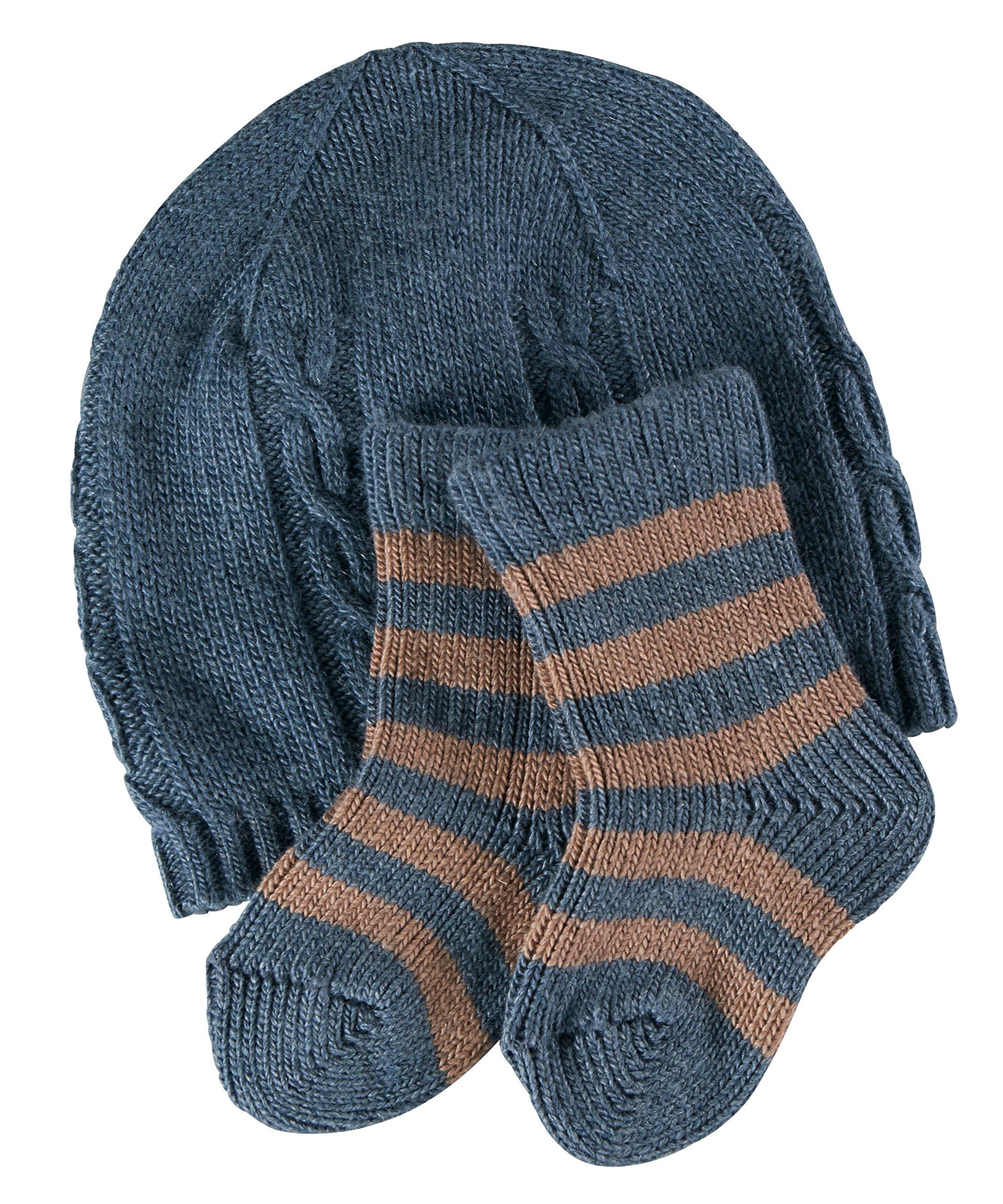 Falke Baby Boy's Cashmere Blend Gift Set (Infant) Thistle 62-68 (1-6 Months)