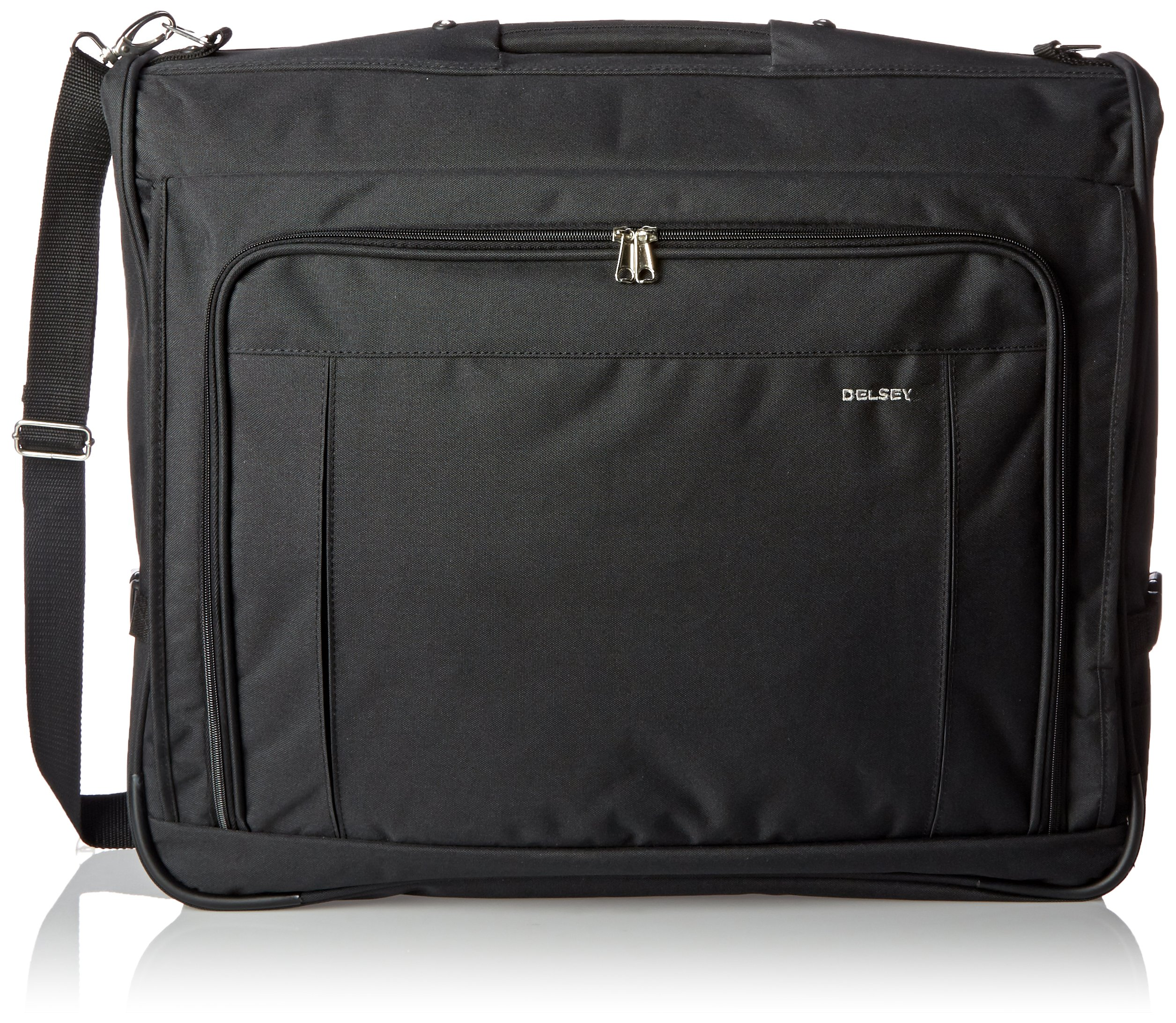 DELSEY Paris Luggage Helium Deluxe Garment Cover, Black