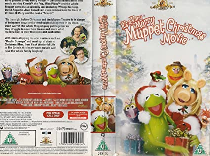 It's a Very Merry Muppet Christmas Movie: Amazon.co.uk: Video